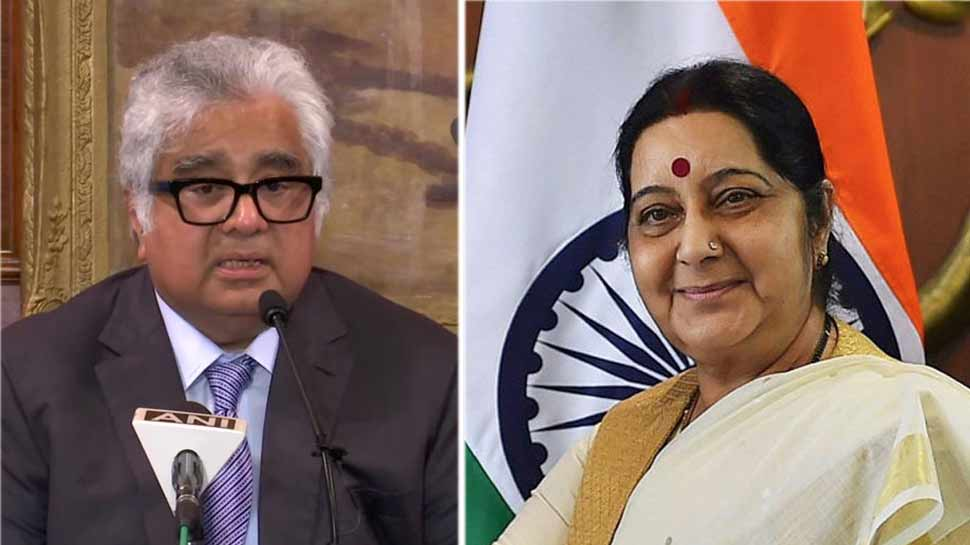1 hour before her death, Sushma Swaraj