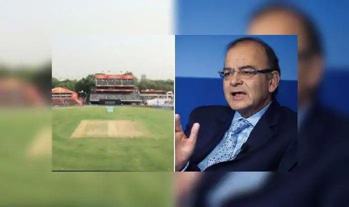 Delhi Ferozshah Kotla ground to be renamed after Arun Jaitley - THN