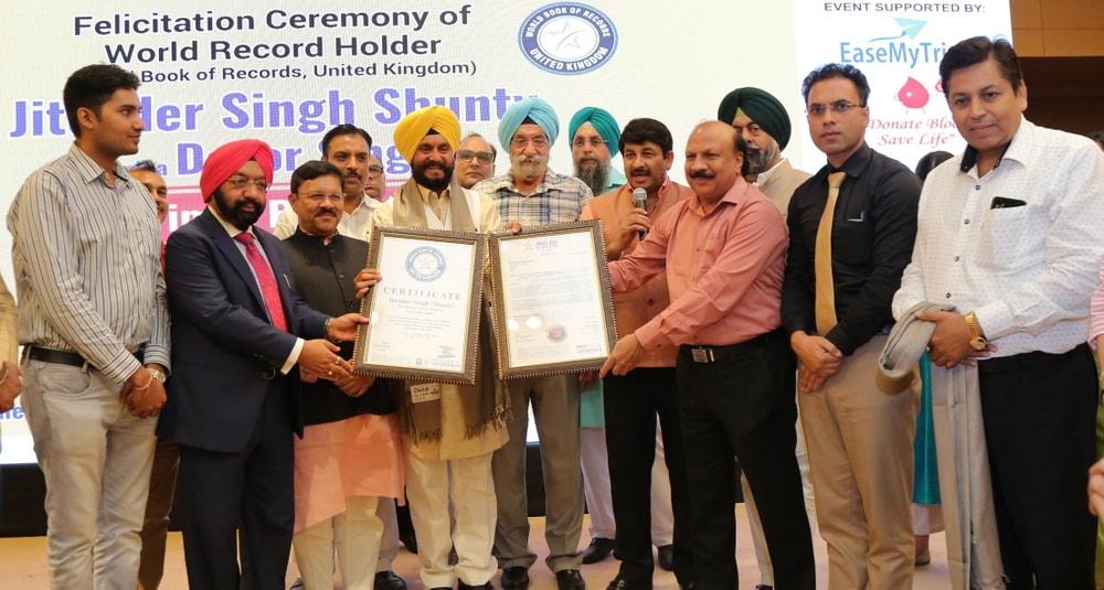 Donor Singh - Jitender Singh Shunty