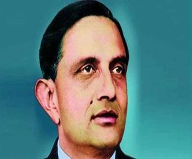 Dr. Vikram Sarabhai ISRO Founder