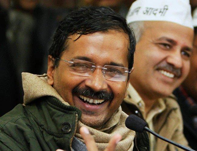 Free water For Delhi- Kejriwal- THN