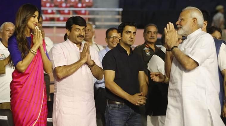 Live- PM Modi Started the Fit India Movement - THN