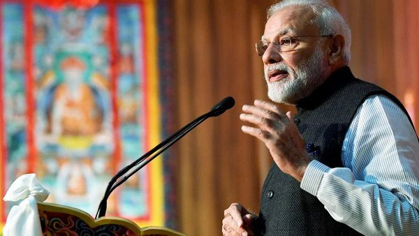 PM Modi meeting in UAE