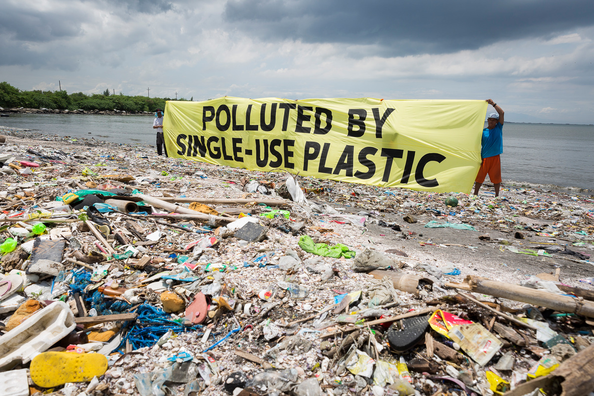 Plastic waste is produced every day - Single Use Plastic - THN