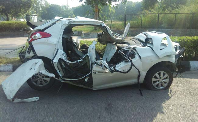 Reasons for road accidents in India - THN