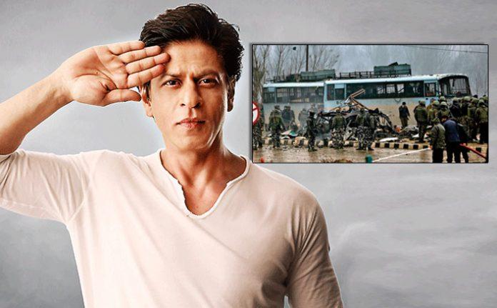 Shahrukh Khan Pulwama