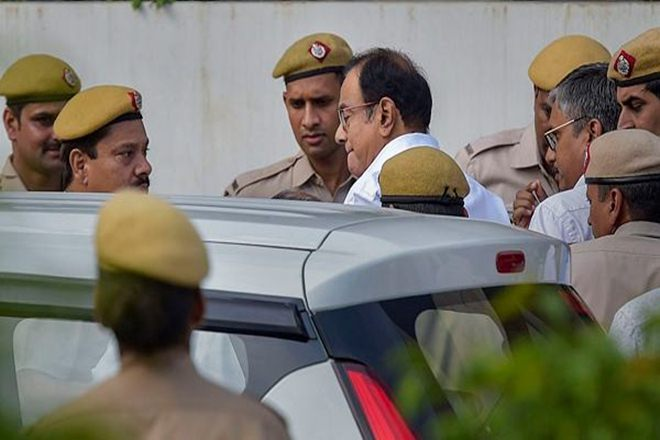Supreme Court Extends Chidambaram CBI Custody - THN