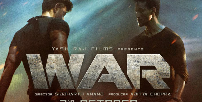 War Trailer Hrithik Roshan vs Tiger Shroff - THN