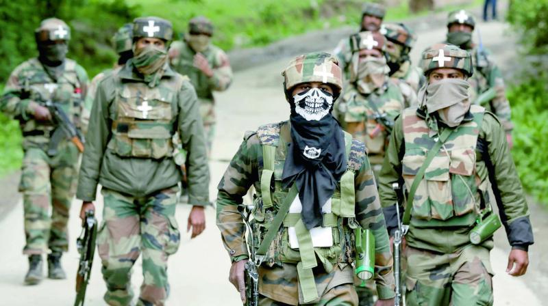 indian army killed terrorist