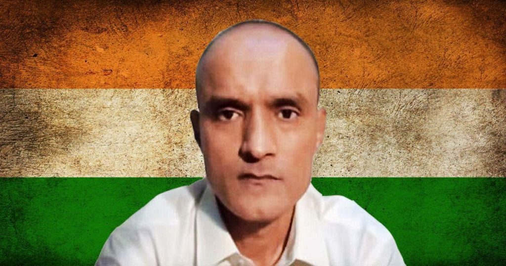 Consular access to Pakistan, Kulbhushan Jadhav