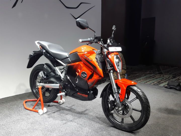 RV 400 electric bike