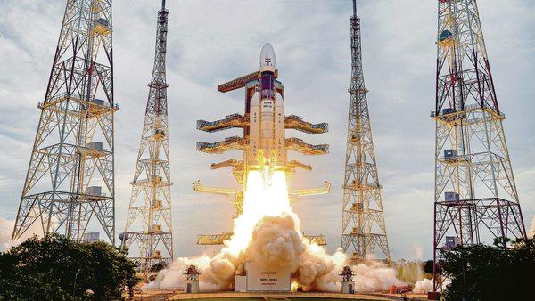 Chandrayaan-2 ISRO created history, lander Vikram successfully - THN