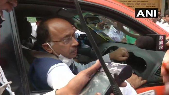 Vijay Goel Challan