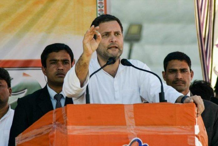 Rahul Gandhi in Jharkhand