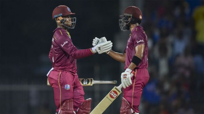 West Indies To 8-Wicket Win Over India In 1st ODI