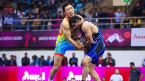Wrestling Asian Championships
