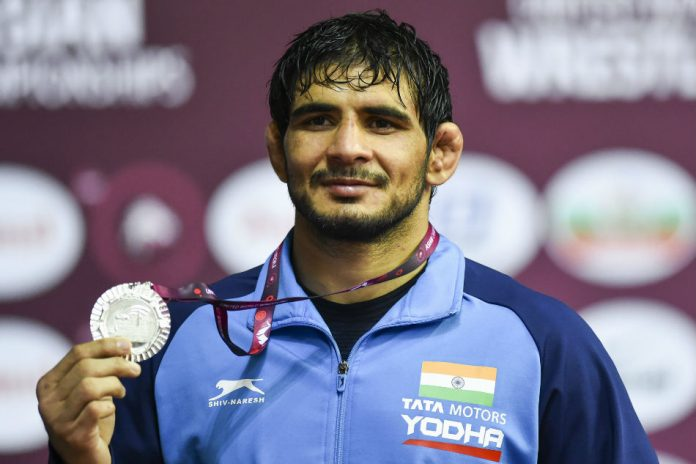 Jitender Kumar wins Silver medal for India seals spot for Tokyo Olympic qualifier