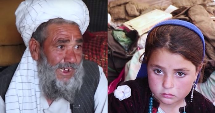 Afghan man bought 6 year old girl for marriage