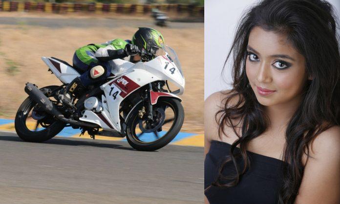 Biker Aishwarya Pissay