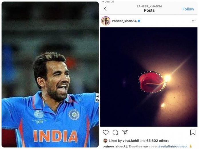 Cricketer Zaheer Khan gets attacked by Islamists
