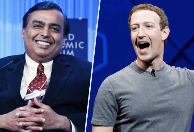 Facebook buys 9.9% stake in Reliance Jio