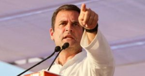 Rahul Gandhi suggestion on Coronovirus 1