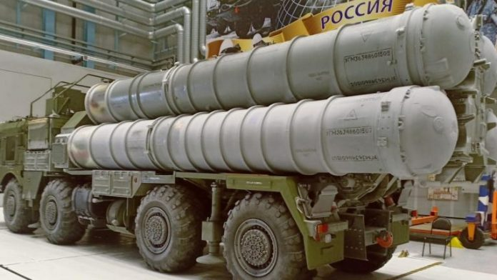 S-400 deliveries to India