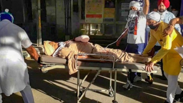 Punjab cop's hand successfully reattached