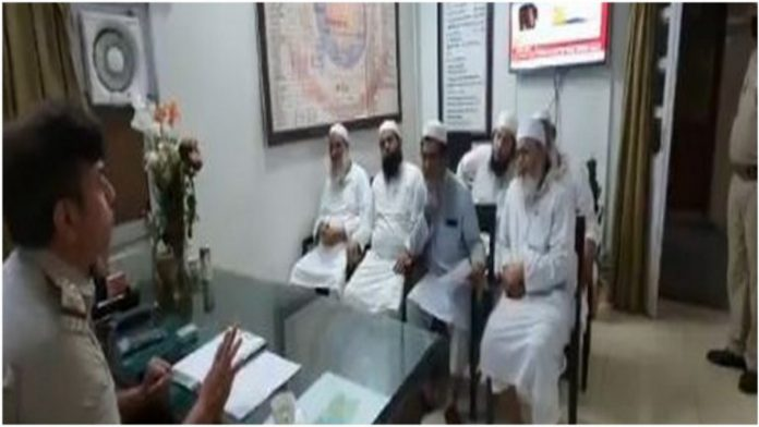 foreign nationals at Tablighi Jamaat