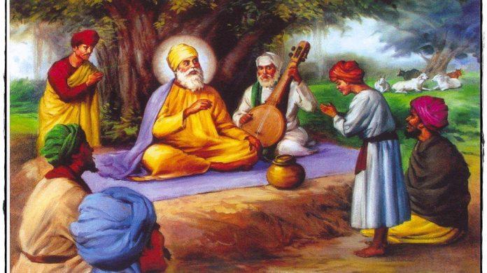 Guru nanak Dev ji Teachings