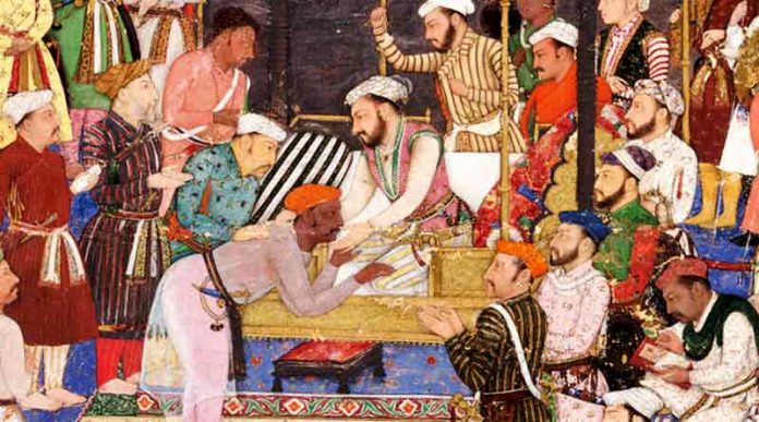 Mughal Empire painting