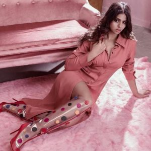 Suhana Khan Hot Vogue Photoshoot