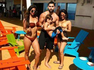Suhana Khan in bikini