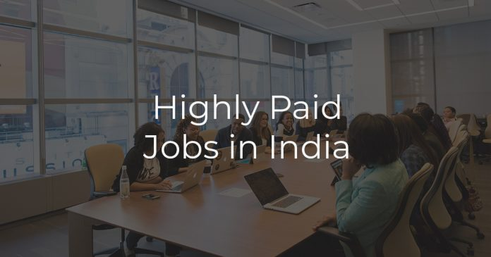 Top Jobs in India for you