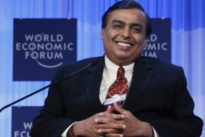 Silver Lake invests in Mukesh Ambani'