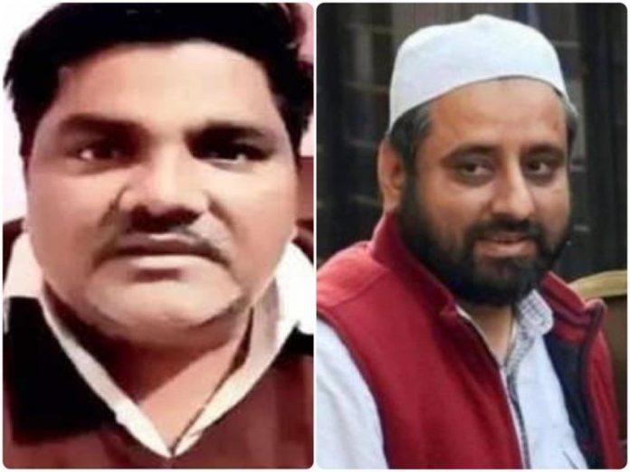 AAP MLA Amanatullah Khan defend Tahir Hussain