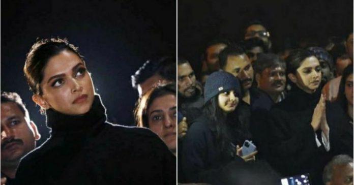 Deepika Padukone Took Rs 5 Crore To Support JNU Students