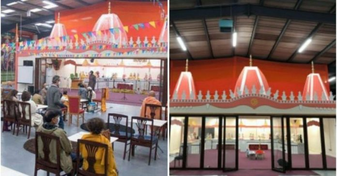 Ireland's 1st Hindu Temple Inaugurated In Dublin