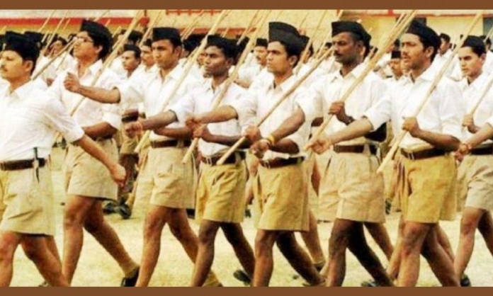 RSS Contributed More Than Congress In India's Freedom Struggle