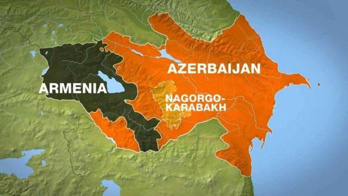 Armenia-Azerbaijan war