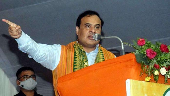 Assam education minister Himanta