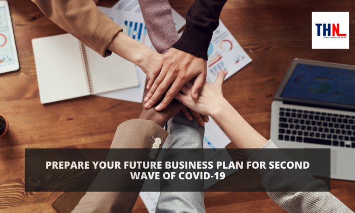 Prepare Your Future Business Plan for Second Wave of COVID-19 - Sahil Kashyap