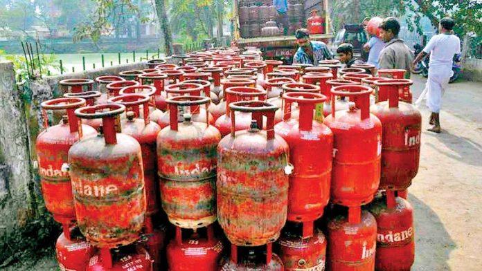LPG cylinders through WhatsApp