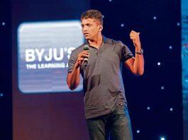 Byju's founder Byju Raveendran