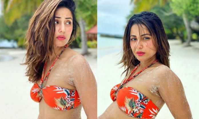 Hina Khan Hot Pics & Photos Unseen Nude Photos of Hina Khan Here we are with a super hot list of Hina Khan bikini photos