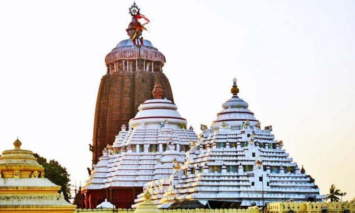 Shri Jagannath Mandir in Odisha