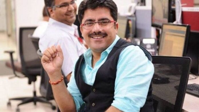 Rohit Sardana Journalist died