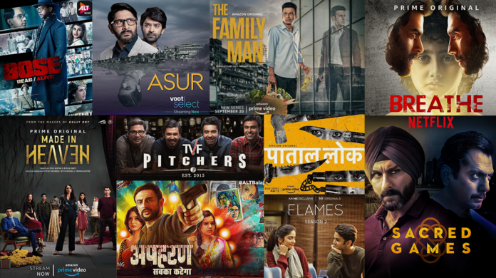 Top 12 Indian Web Series To Watch In 2021