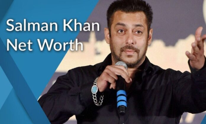 What is the net worth of Salman Khan in 2021