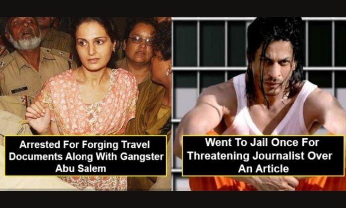 Bollywood celebs who went to Jail for heinous crimes